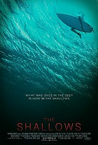 Poster: The Shallows