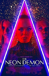 Poster: The Neon Demon