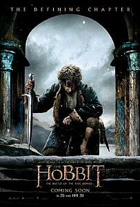 Poster: The Hobbit: The Battle of the Five Armies