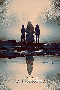 Poster: The Curse of La Llorona