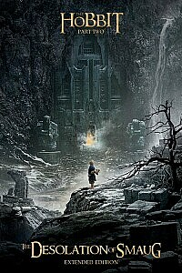 Poster: The Hobbit: The Desolation of Smaug
