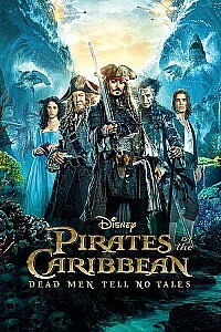 Poster: Pirates of the Caribbean: Dead Men Tell No Tales