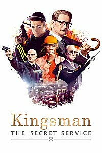 Poster: Kingsman: The Secret Service