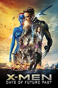 Poster: X-Men: Days of Future Past