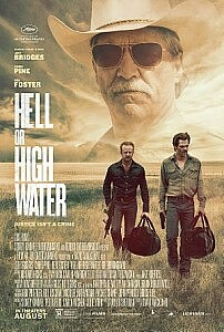 Poster: Hell or High Water
