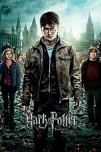 Poster: Harry Potter and the Deathly Hallows: Part 2