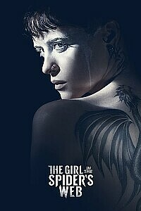 Plakat: The Girl in the Spider's Web