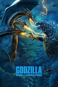 Póster: Godzilla: King of the Monsters