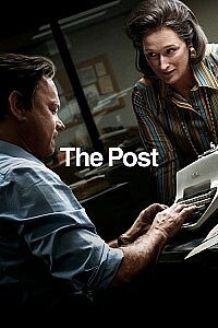 Poster: The Post