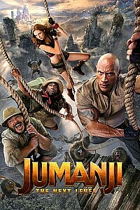Poster: Jumanji: The Next Level