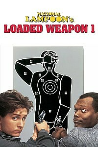 Poster: National Lampoon's Loaded Weapon 1