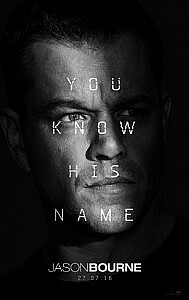 Poster: Jason Bourne