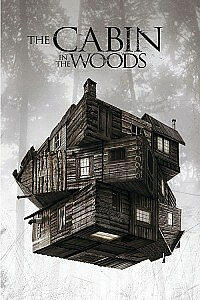 Poster: The Cabin in the Woods