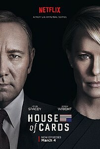 Poster: House of Cards