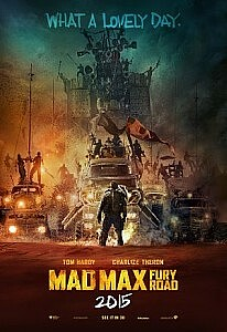 Poster: Mad Max: Fury Road