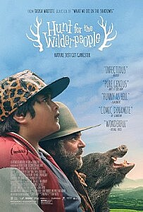 Poster: Hunt for the Wilderpeople