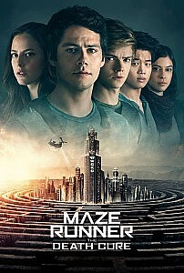 Poster: Maze Runner: The Death Cure