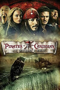 Poster: Pirates of the Caribbean: At World's End