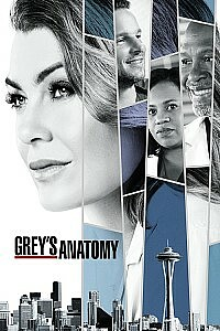 Poster: Grey's Anatomy