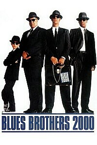 Poster: Blues Brothers 2000