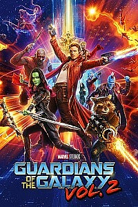 Póster: Guardians of the Galaxy Vol. 2