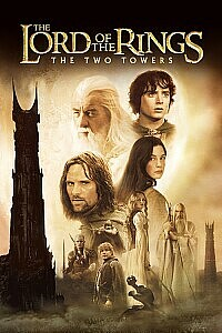 Poster: The Lord of the Rings: The Two Towers
