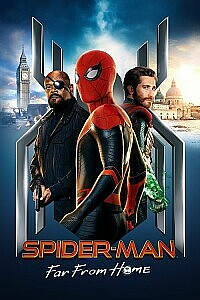 Plakat: Spider-Man: Far from Home