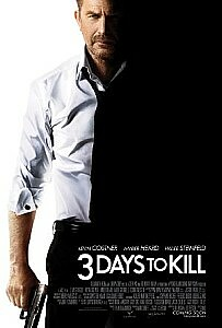 Póster: 3 Days to Kill