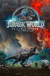 Poster: Jurassic World: Fallen Kingdom