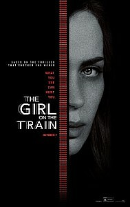 Póster: The Girl on the Train
