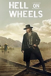 Poster: Hell on Wheels
