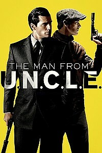Poster: The Man from U.N.C.L.E.