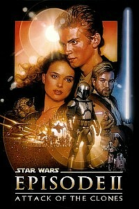 Poster: Star Wars: Episode II - Attack of the Clones