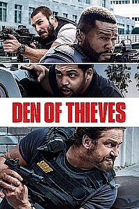 Poster: Den of Thieves