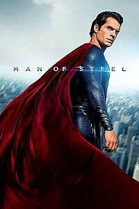 Poster: Man of Steel