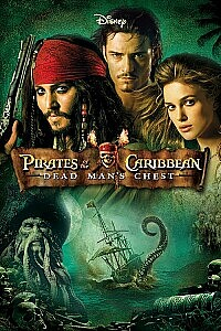 Poster: Pirates of the Caribbean: Dead Man's Chest