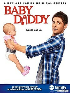 Plakat: Baby Daddy