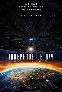 Poster: Independence Day: Resurgence