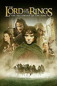 Poster: The Lord of the Rings: The Fellowship of the Ring