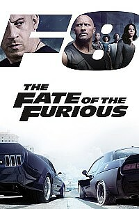 Poster: The Fate of the Furious
