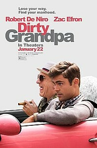 Poster: Dirty Grandpa