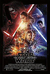 Poster: Star Wars: The Force Awakens