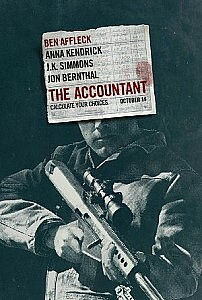 Poster: The Accountant