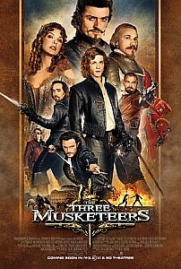 Poster: The Three Musketeers