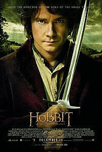 Poster: The Hobbit: An Unexpected Journey