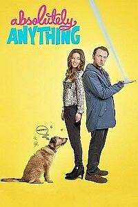 Poster: Absolutely Anything