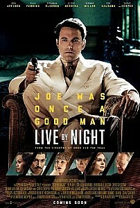 Poster: Live by Night