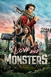 Plakat: Love and Monsters